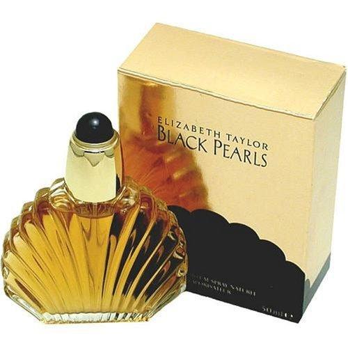 Elizabeth Taylor Black Pearls Eau de Toilette Vaporizzatore - 100 ml