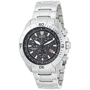 Citizen Men's AT0810-55X Eco-Drive Stainless Steel Sport Watch
