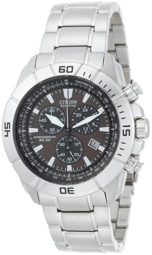 Citizen Men's AT0810-55X Eco-Drive Stainless