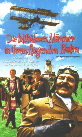 Those Magnificent Men in Their Flying Machines or How I Flew from London to Paris in 25 hours 11 minutes [VHS] [Import]