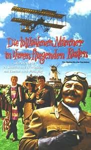 Die tollkühnen Männer in ihren fliegenden Kisten [VHS]