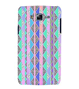 printtech Ethnic Tribal Pattern Back Case Cover for Samsung Galaxy Core Prime G360