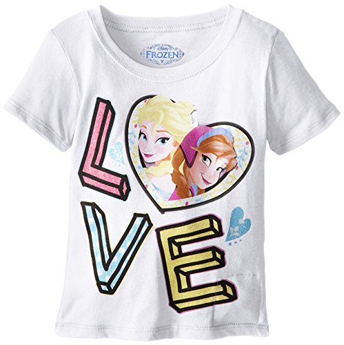 Little Girls' Frozen Singing I-Talk Love Tee
