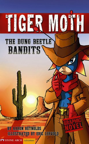 The Dung Beetle Bandits (Graphic Sparks: Tiger Moth)