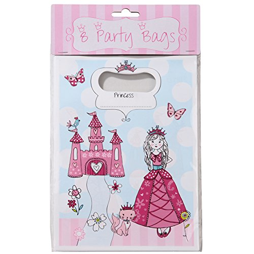 TALKING TABLES PRINCESS PARTY 8-Pack Party Bag