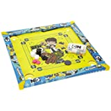 I-Toys Ben 10 Omnivrse 2-in-1 Carrom Board with Ludo