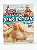 Larry the Cable Guy Beer Batter for Fish,3ea.8oz.box's