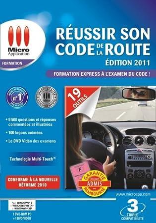 Réussir son code de la route - édition 2011