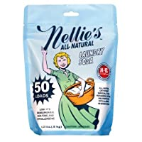 Batten Industries Inc NLS-50 Nellie's All Natural Laundry Soda, 50 Load