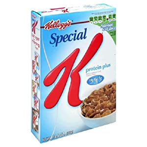 Amazon.com: Kellogg's Special K Protein Plus Cereal, 13.5 ...