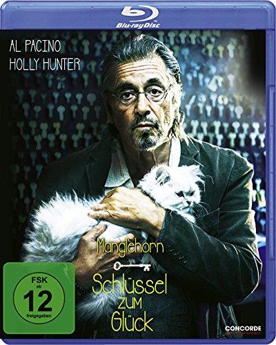 Manglehorn - Schlüssel zum Glück [Blu-ray]