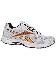 Reebok Mens Pheehan Running Trainers - White/Orange
