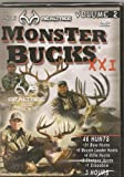 Monster Bucks XXI - Vol 1 | REALTREE | Whitetail Deer Hunting DVD NEW