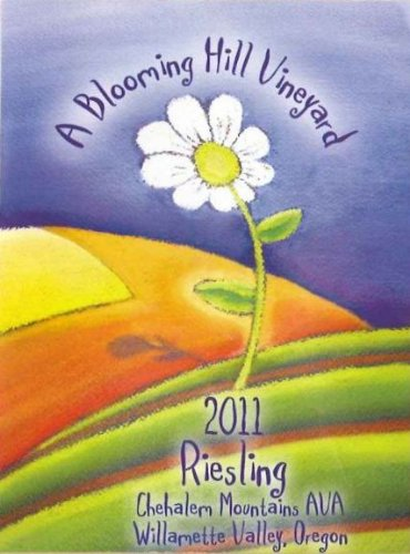 2011 A Blooming Hill Vineyard Riesling 750 Ml