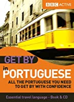 Get by in Portuguese (Book & CD)