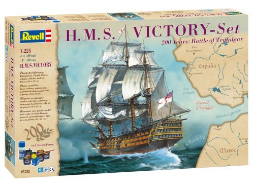 Revell 1:146 H.M.S. Victory