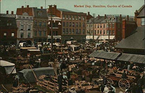 Market Day Hamilton, Ontario