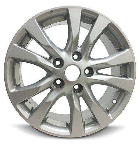 Nissan Altima 16 Inch 5 Lug 10 Spoke Alloy Rim/16x7 5-114.3 Alloy Wheel (16 Inch Altima Rims compare prices)
