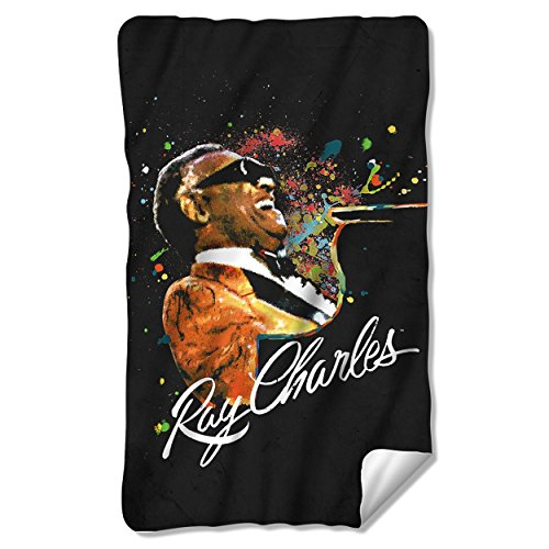 Ray Charles Soul Fleece Blanket RC111BKT