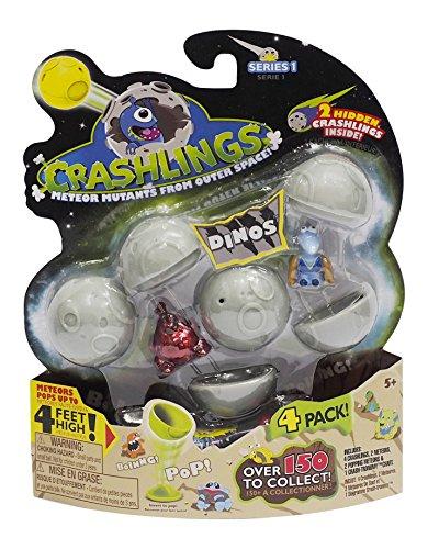 Crashlings Series 14 Pack-Dino - Random Selection