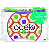 ocelo Light Duty Scrub Sponge, 3-Count (Pack of 4)