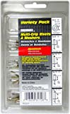 Surebonder FPC92VP Aluminum Multi-Grip Rivets, 92-Piece
