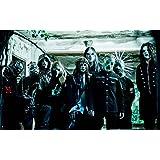 Posterhouzz Music Slipknot Band (Music) United States HD Wall Poster