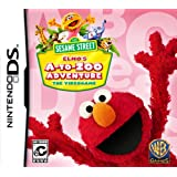 Sesame Street: Elmo's A-to-Zoo Adventure - Nintendo DS Standard Edition