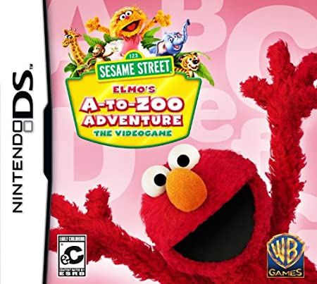 Sesame Street:Elmo's A-To_Zoo Adventure
