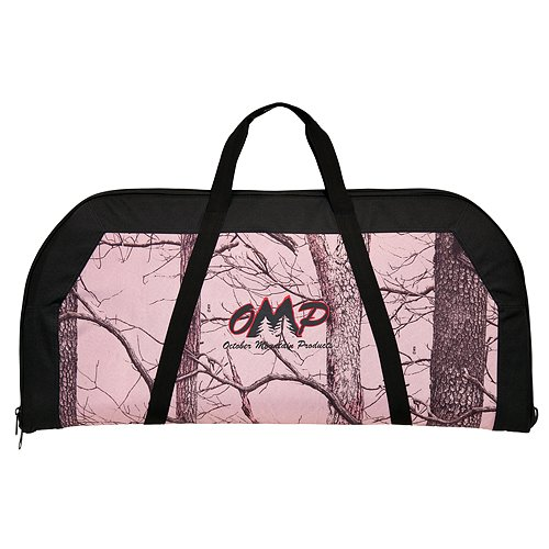 OMP Compound Bow Case, 36-Inch, Pink/Camo