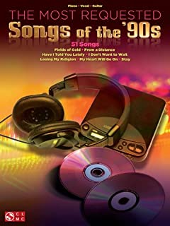 Book Cover: The Most Requested Songs of the '90s