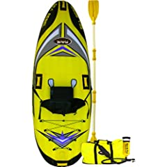 Buy Rave Sea Rebel Inflatable Kayak 2011 by RAVE Sports