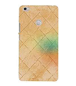 Colorful Wall Backgroung 3D Hard Polycarbonate Designer Back Case Cover for Xiaomi Mi Max