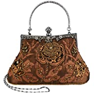 MG Collection Brown Exquisite Antique…