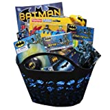 Batman Ultimate Gift Basket  Perfect for Easter Get Well Birthday or Other Occasion