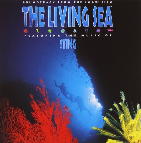 Sting - The Living Sea (Soundtrack From The Imax Film) - Zortam Music
