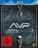 Alien vs. Predator 1+2 [Blu-ray] title=