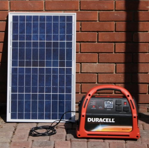 review duracell solar plug 39 n play solar generator my gen set. Black Bedroom Furniture Sets. Home Design Ideas