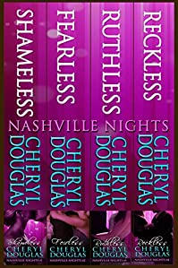Nashville Nights Boxed Set 1-4 by Cheryl Douglas ebook deal