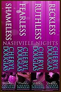 Nashville Nights Boxed Set 1-4 by Cheryl Douglas ebook deal