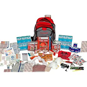 Guardian Deluxe Survival 2 Person First Aid Emergency Kit by Guardian