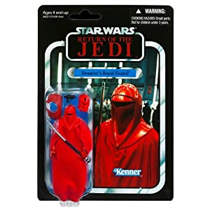 Star Wars Vintage Collection Episode VI Return of the Jedi Royal Guard