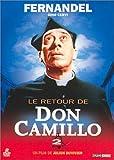 echange, troc Le Retour de Don Camillo - Édition Collector 2 DVD [Inclus le livre inédit Don Camillo au Paradis 2e Partie]