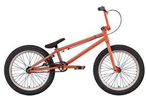 Eastern Bikes Mothra Bike (Matte Orange, 20-Inch BMX)