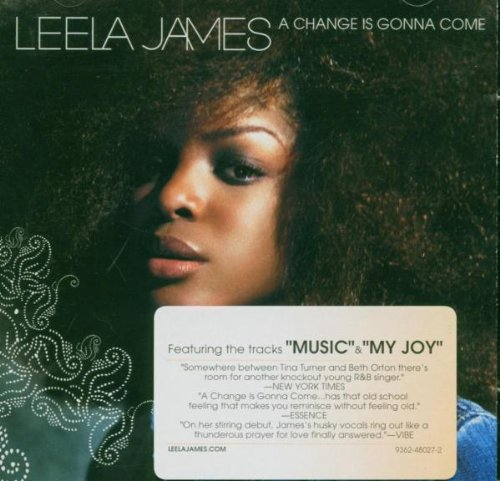 Leela James-A Change Is Gonna Come-CD-FLAC-2005-Mrflac Download