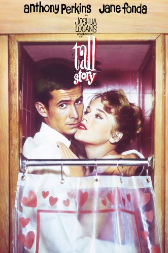 Amazon Com Tall Story Jane Fonda Anthony Perkins Ray