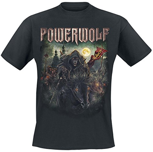 Powerwolf Metal Mass T-Shirt nero L