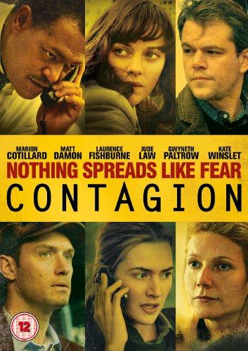 Contagion [DVD]