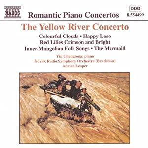 Yellow River Piano Concerto by Naxos