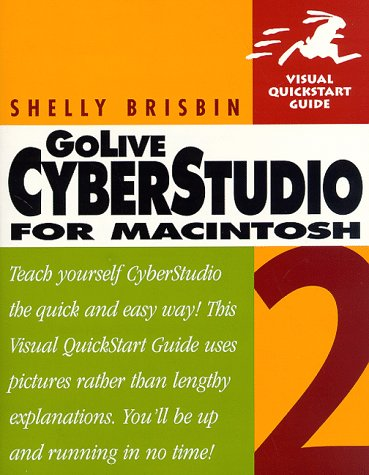 GoLive CyberStudio 2 for Macintosh (Visual QuickStart Guide)